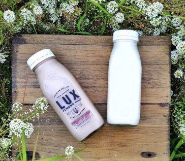 #wildaboutwednesday - Lux Almond Milk