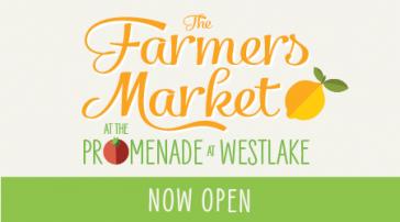 NEW! Westlake Promenade Farmers Market