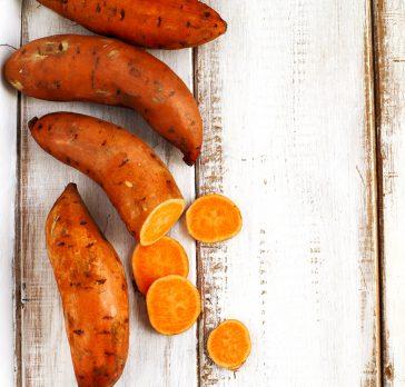 #thursdaythrive Sweet Potatoes