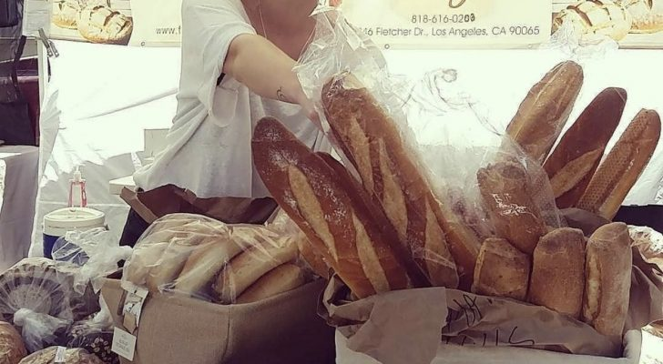 #wildaboutwednesday   France Bakery