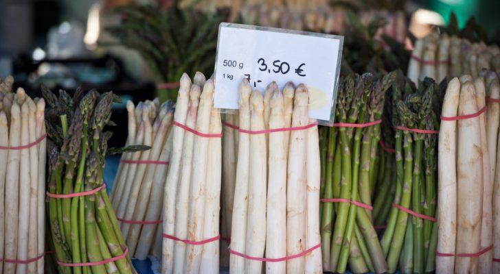 #thursdaythrive    Asparagus
