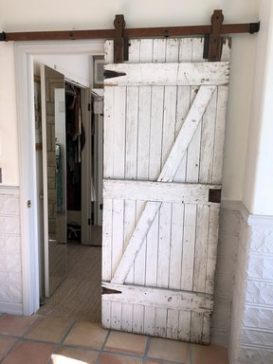 Farmhouse Barn Doors