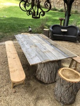 Farmhouse Wood Project