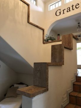 Farmhouse Stair Risers