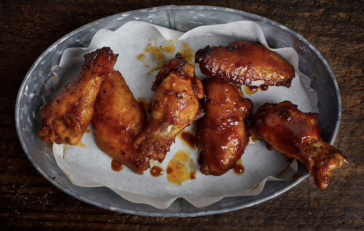 Irresistible Wings