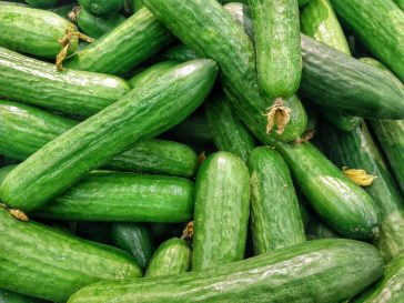 #thursdaythrive    Cucumbers