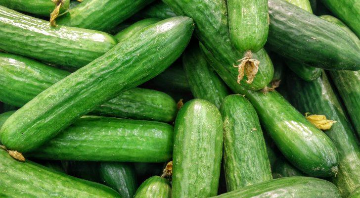 #thursdaythrive    Cucumbers