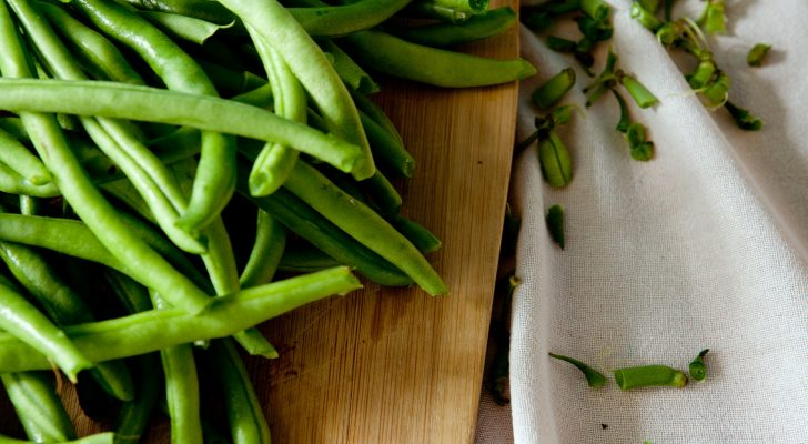 #thursdaythrive   Green Beans