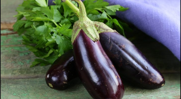 #thursdaythrive   Eggplant