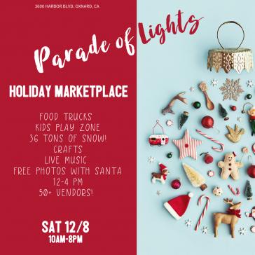 Parade of Lights Holiday Marketplace