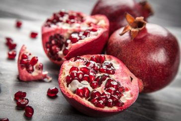 #thursdaythrive   Pomegranates