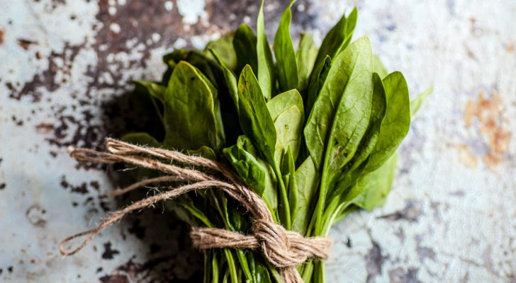 It's National Spinach Day!