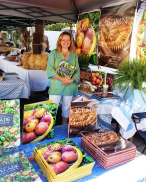 Chef Pascale & the Calabasas Farmers Market