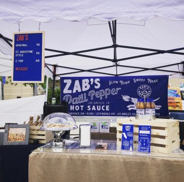 #treatyourselftuesday     Zab's Hot Sauce