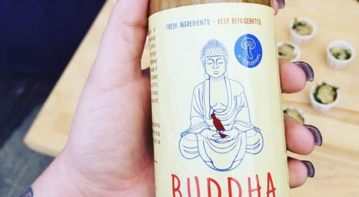 #wildaboutwednesday     Buddha Sauce