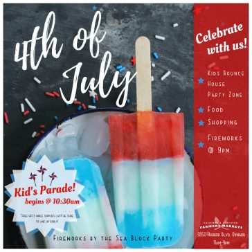 Happy 4th of July - join us!