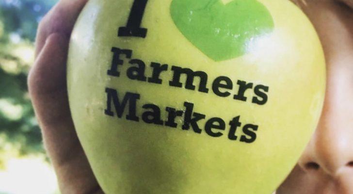 It's National Farmers Market Week!