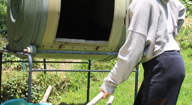 Recycling & Composting at the Farmhouse