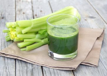 Celery Juice - the top 10 reasons to start juicing today!