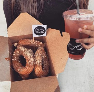 #wildaboutwednesday    Mad Churros