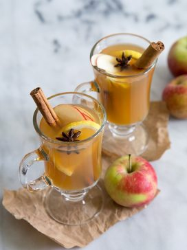 Homemade Cider & Mulling Spices