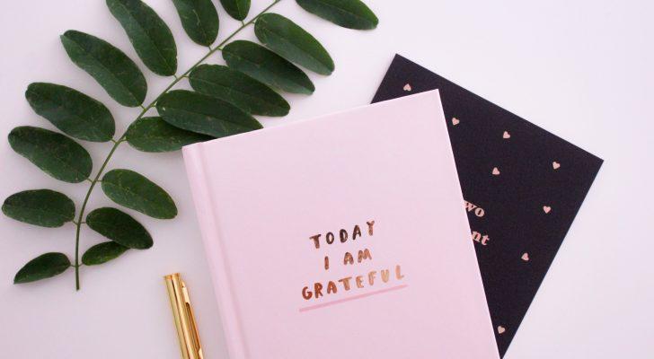 Gratitude Journals & Rituals