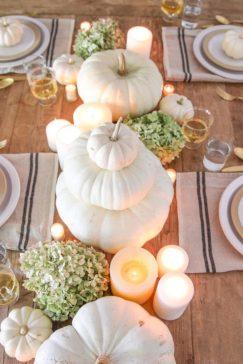Thanksgiving Menu & Tablescape Prep