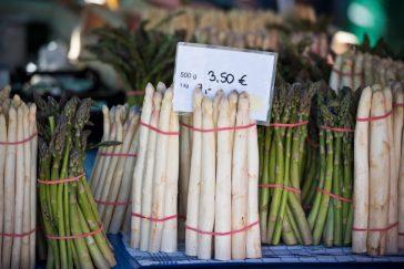 #thursdaythrive   All about Asparagus!