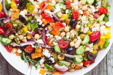 National Bean Day! Celebrate with a Mediterranean Bean Salad