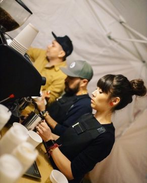 #treatyourselftuesday    Espresso Cuts