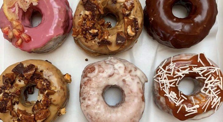 #treatyourselftuesday    Rabyt Donuts