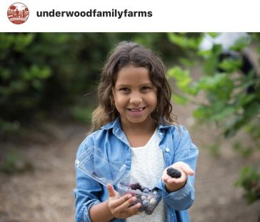 Underwood Family Farms - Tours & Visits