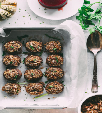 It's Stuffed Mushrooms Day!! Celebrate with us!